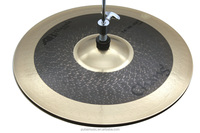 Chang Handmade Polishing Hi-hat Cymbal For Music Instrument