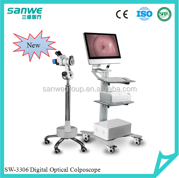SW-3306 Digital Optical Colposcope