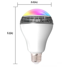 Alibaba New Promotion Audiomotion Led Light Bulb Speaker System , Outdoor Lights With Speakers