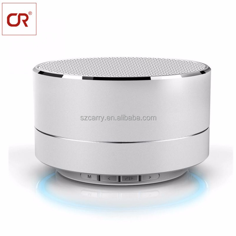 2017 Shenzhen Computers Accessories Bluetooth Small Speakers With Good Sound