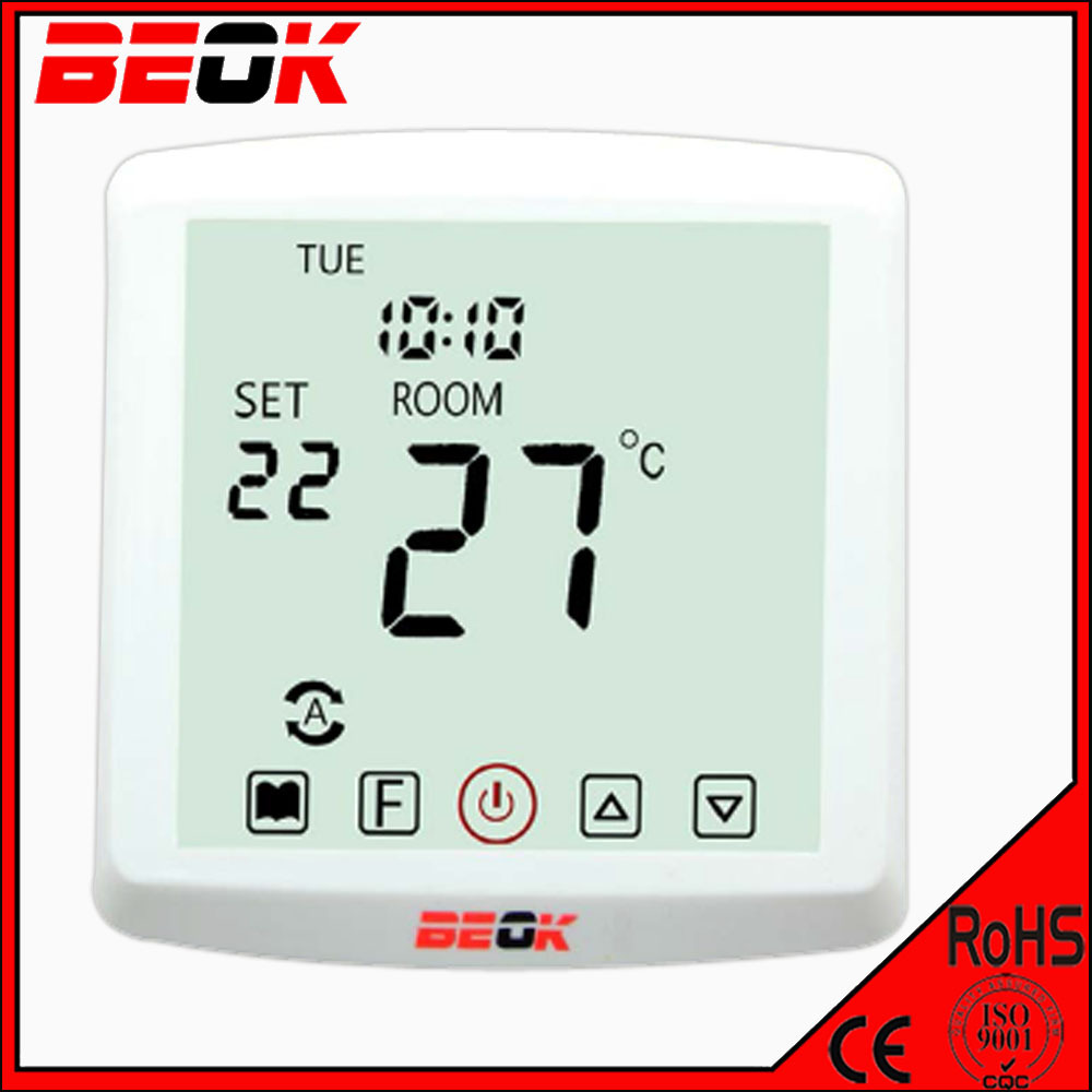 electric heater heating room touch screen termostat professional manufacture