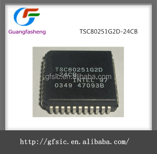 (hot sale) Embedded microcontroller IC the model number of TSC80251G2D-24CB