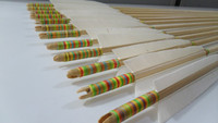 white 2015 hottest selling Craftsmans Handmade Archery Wood Arrows Turkey Feathers For Recurve long Bow