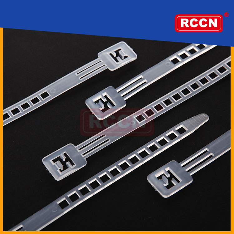 Cable Organizer Ul Rohs Numbered Auto Parts Nylon Cable Ties