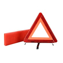 Universal car emergency tool warning triangle reflector warning triangle ce