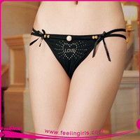 Factory Wholesale sexy ladies underwear g-string models
