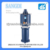 QD multi-stage hydraulic vertical psubmersible pump price