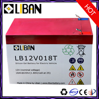 12V Rechargeable Electric Battery