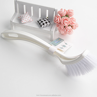 Taizhou Hengming PP wholesale household plastcic household bathroom cleaning brush