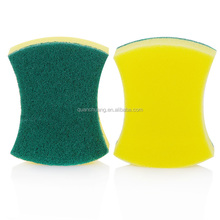 dish washing scrub pad,eco-friendly scrub sponge,heavy duty cleaning sponge
