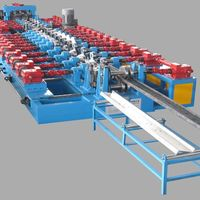 C Channel Roll Forming Machine Keel