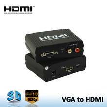 iron HD Video Converter VGA to HDMI 1080p with good quality