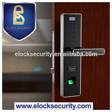 Humility design Fingerprint Digital Door Lock with Touch Screen Keypad For Home or Office