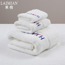 OEM service 16S custom logo terry cloth towel / China suppliers towel