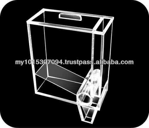 Acrylic snack Rack / Candy tray / candy rack