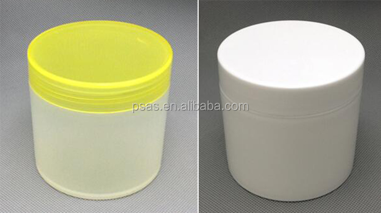 2g 5g 10g 30g 50g 100g transparent plastic cosmetic cream jar powder containers