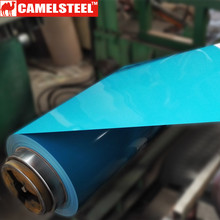Camelsteel Prime Quality Galvanized Steel with Automotive Paint