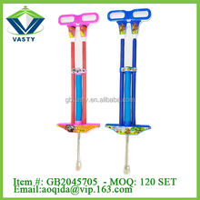Funny pogo stick adults toy pogo stick with music and light