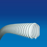 PVC anti shock flexible suction hose discharge pipe