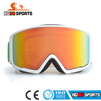 brand new hot sale magnet ski goggles with face mask