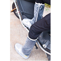 Cheap PVC men rain shoe cover best price