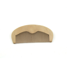 FQ brand high quality professional decorative custom long hair wooden comb