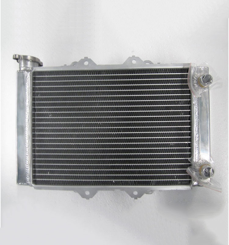 CAR ALUMINUM RADIATOR FOR ACURA EL 97-01 HONDA DEL/SOL 1.6L4 92-00 AT