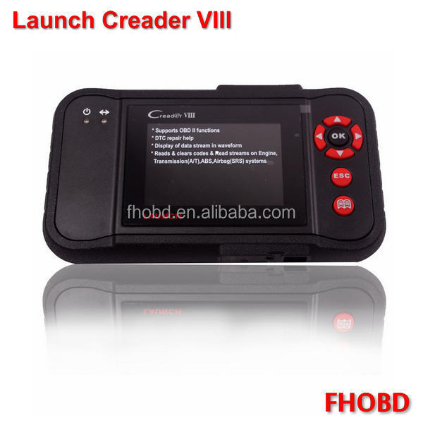 New Product Original Launch X431 Creader VIII Launch Creader 8 Auto Code Reader