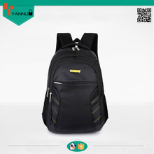 2015 latest black sports contracted ventilate system top quality oxford school bags trendy backpack laptop new designer durable