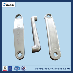 hot seling new stylish low price titanium bicycle crank