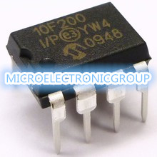 New and Original PIC10F200-I/P IC Chips (Integrated Circuit) MCU (Microcontroller Unit) Microchip