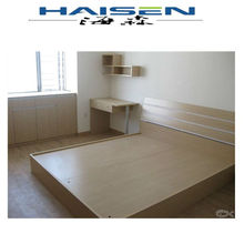 Linyi Haisen Wood Factory Melamine faced plywood