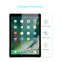 For iPad Pro 10.5 Magic Glass Film automatic absorb customized made tempered glass screen protector For iPad Air 1 & 2/ Pro 9.7