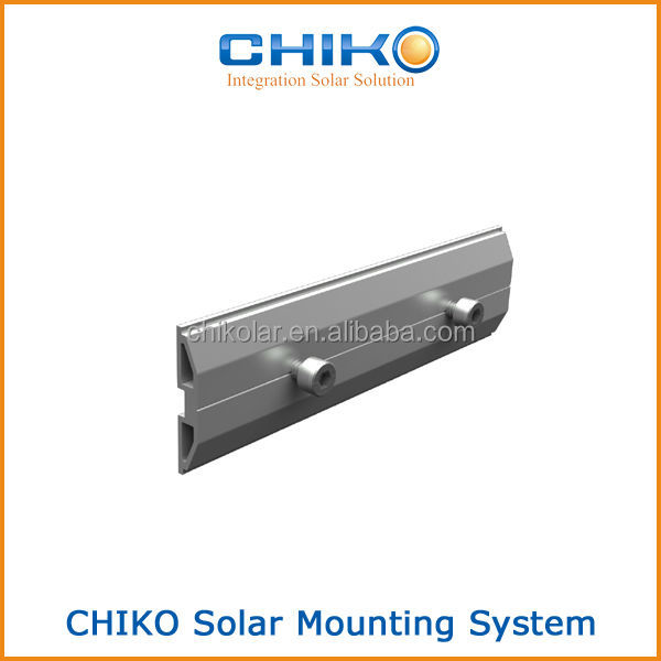 Hot Sale Solar Rail Connector, Rail Splice Kit for solar roof mount