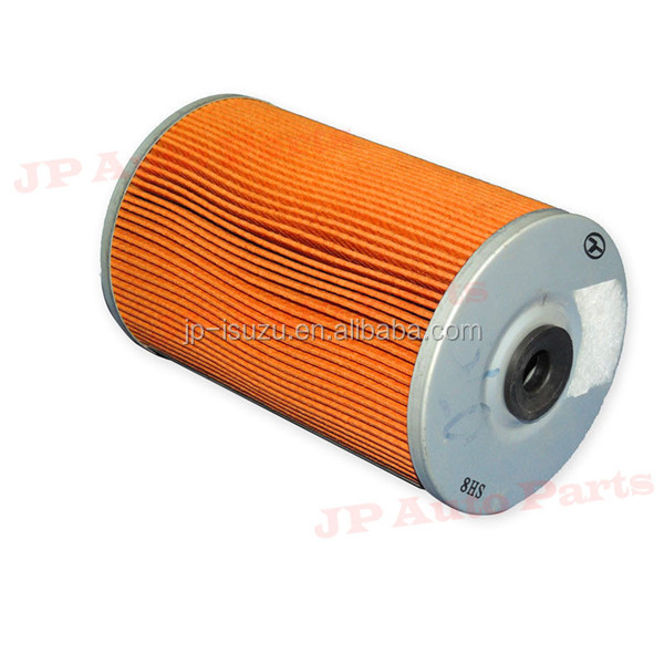 ISUZU spare parts ISUZU FSR 6BD1 OIL FILTER 1-87810075-J