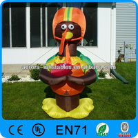 Thanksgiving turkey inflatable balloon