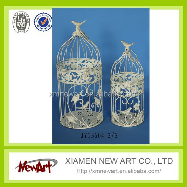 Wholesale handmade bird cage antique metal items