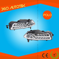 Super Bright 10W Led Car Lights For VW Polo LED DRL 2014-2015