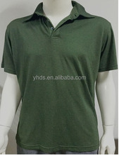 Hot sale green color polo shirts for men, pigue polo shirt design,hight quality polo tshirt