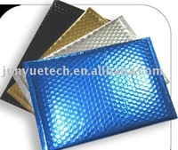 metallic bubble mailer/envelope