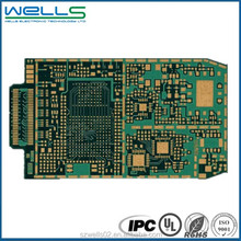 Wellspcba can make rigid pcb with different panel design on a panel PCB board
