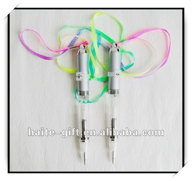 Promotional light pen for event