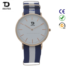 New Arrival Popular new Design Similar Style Slim case Luxury Gold Watch
