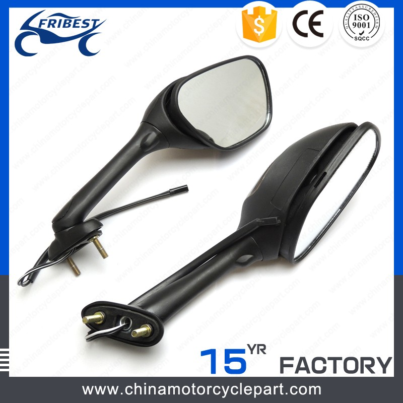 Mirror motorcycle bicycle mirror For Suzuki GSXR 600 750 1000 FMISU003MTB