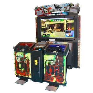 NEOGAME razing storm video shooting game machine,coin operated arcade game machine,video game machine