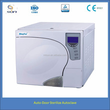 WHO approved anti-infection Top water tank Dental medical autoclave Sterilizer