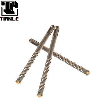 TIANLE SDS Cross tip hammer concrete drill bits for Masonry Drilling