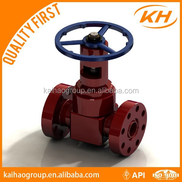 oil Well Control System api 6a gate valve for hot sale
