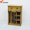 custom wood antique retro cabinet manufacturers