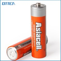 aa battery r6p 1.5v with blister card